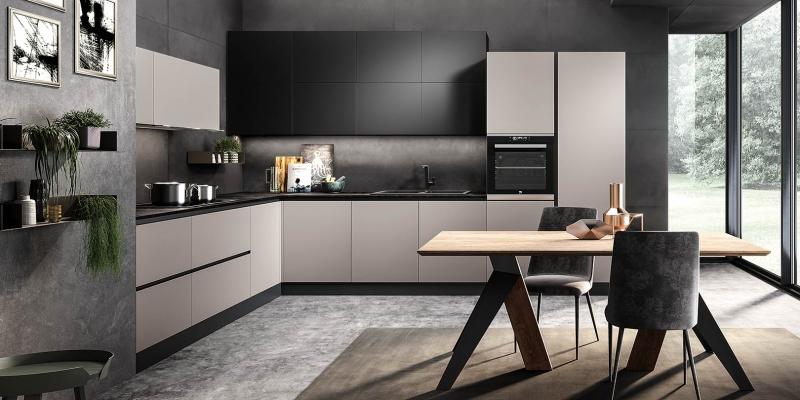 evo-cucina-eos-glass-visone-opaco-glass-nero-opaco